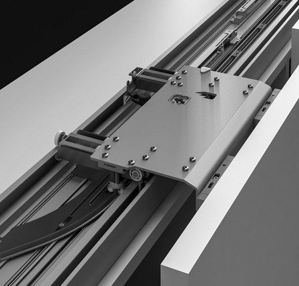 Bortoluzzi Sistem SLIDER M50-FLEX