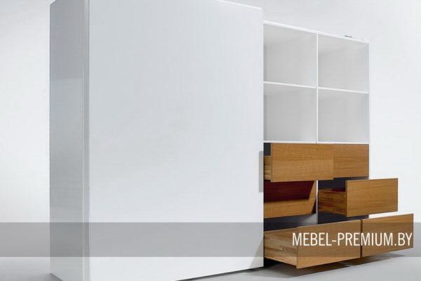 Компланарный шкаф с системой InLine XL (Hettict)