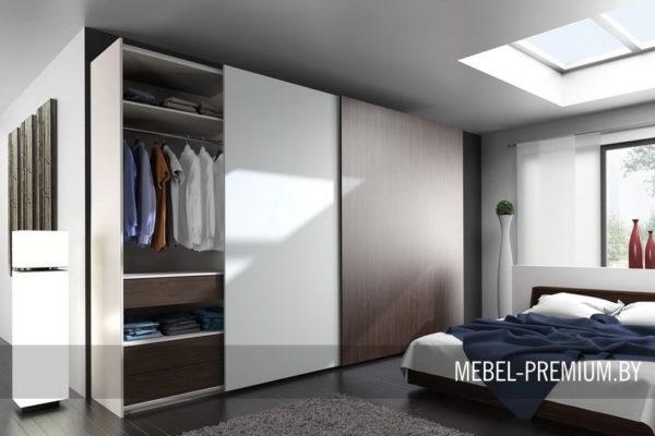 Шкафы с системой TopLin XL